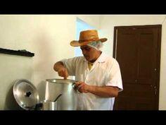 Queijo caipira1 - Como fazer queijo? Aprenda com  Loa e Bardo