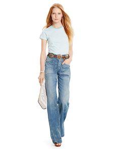 Polo Ralph Lauren - Jeans a gamba larga