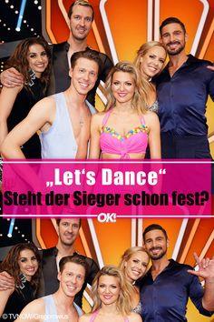 """So nah sind die """"Let's Dance""""-Finalisten beieinander Let's Dance, Let It Be, Movies, Movie Posters, 2016 Movies, Film Poster, Cinema, Films, Movie"""