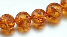 Baltic Amber: A Gift Form the Distant Past -click here to read the full story from the Found in the Jewelry Box Blog