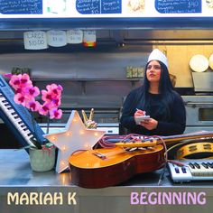 All-rounder pop artist Mariah K drop her finest and most addictive creation so far called 'Beginning' #MariahK #popmusic #spotifypopsong