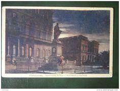CIVITAVECCHIA-Stabiliment o termale e monumento a Garibaldi - Delcampe.it