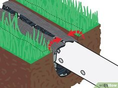 How to Build a French Drain. The French drain is a simple, yet versatile construction which can be used to drain standing water from problem areas in your yard or basement. The process is fairly simple; Pebble Landscaping, Landscaping Ideas, Backyard Ideas, Garden Ideas, Drain Français, Sump Pump Drainage, Backyard Drainage, Landscape Drainage, Gardens