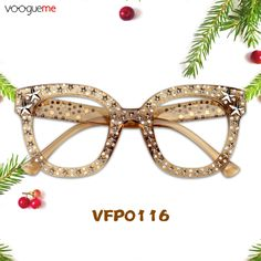 5dfd8dadab Aviva Round Tawny Eyeglasses Countless twinkling stars make people fall in  love with this kind of. voogueme.com