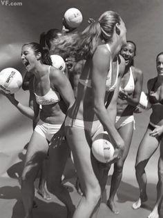 Misty May-Treanor and Kerri Walsh | Beach Volleyball