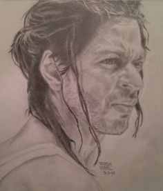 This likeness of SRK leaves you speechless. Another wonderful drawing by @rubyroo365 of SRK as Don 2.