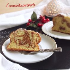 Plumecake alla ricotta e Nutella