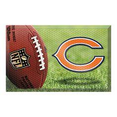 Chicago Bears NFL Scraper Doormat (19x30)