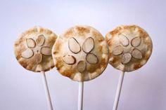 Pumpkin Cheesecake Pie Pops from @Michele/Cakewalk Baking Desserts