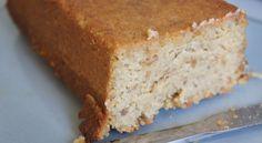 Snelle vanillecake (suikervrij, zuivelvrij, glutenvrij)