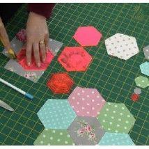 Régua Hexagon Set