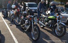 Kawasaki H1 Mach III 500 Triple- these bikes were scary fast in their day.