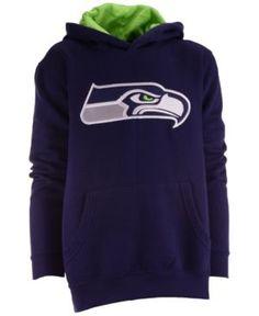Outerstuff Seahawks Sportsman Hoodie Men - Sports Fan Shop By Lids -  Macy s. NflCapucha 6e1a101c4ac