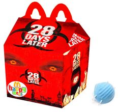"""28 Days Later"" Happy Meal"
