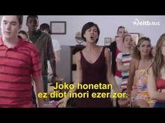 Go!azen: 'Quien manda aquí' (karaokea)