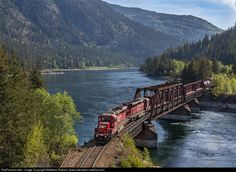 RailPictures.Net Photo: CP 5002 Canadian Pacific Railway EMD SD30C-ECO at Nelson, British Columbia, Canada by Matthew Robson (www.elevation-media.com)