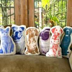 Areaware on Fab| Absolutely Adorbs Animal Pillows