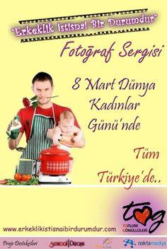 Erkeklik İstisnai Bir Durumdur Fotoğraf Sergisi - Poster 2009    www.erkeklikistisnaibirdurumdur.com