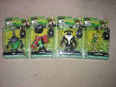 Ben 10 152906: New Ben 10 Omniverse Lot Of 4 Figures Crashhopper Feedback Four Arms Eatle -> BUY IT NOW ONLY: $59.99 on eBay!