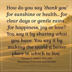 Thank you quotes inspirational quotes