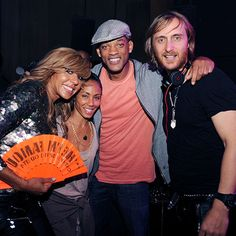 The Simpsons show off their coordinated style in Toronto, Canada.Lo, Jennifer & Seraphina and Will And Jada Smith, French Dj, The Simpsons Show, Edm, Star Track, David Guetta, Reputation Management, Model Pictures, Electronic Music
