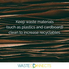 #BeGreen #WasteManagement #Segregate #Recycle #BeProActive  Join ‪#‎WasteConnects‬ for great ideas on how you can 'Join the Revolution and become the Solution' https://www.facebook.com/wasteconnects/