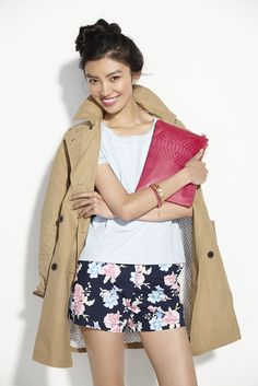 Old Navy Spring 2015 I want this trench!