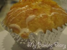 My Baking Diary: Orange Cupcakes