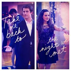 This song and Them. Hannah-Helmet! #themgoals #13reasonswhyy