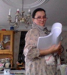 """Editing my manuscript for """"Walkendra"""" .... by now it is back at my publishers (13.10.2015) only a few more days until it`s publishing time <3"""