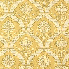Wallpaper Schumacher - Siena Damask