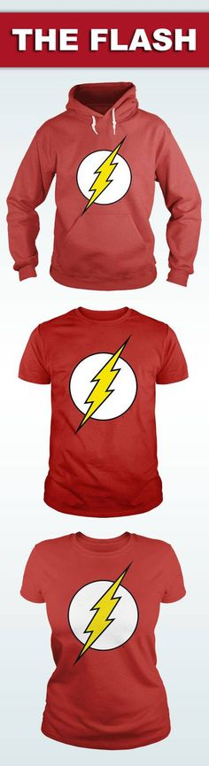 The Flash Shirts! Click The Image To Buy It Now or Tag Someone You Want To Buy This For.  #theflash