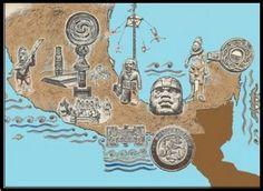 historia de mexico prehispanico - Buscar con Google