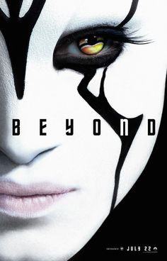 Return to the main poster page for Star Trek Beyond (#13 of 13) Star Trek 2009, New Star Trek, Star Wars, Sofia Boutella, Science Fiction, Jurassic World, Affiche Star Trek, Star Trek Beyond Jaylah, Wallpapers Wallpapers
