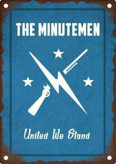 The Minutemen.