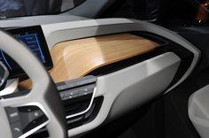 Поточный BMW i3 Coupe Concept
