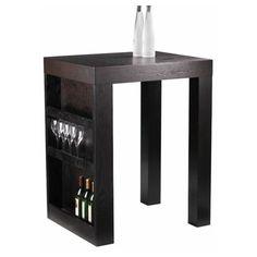 Sunpan Viggo Bar Table Espresso Furniture Online At Home