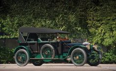 1911 Daimler 6-23 Phaeton