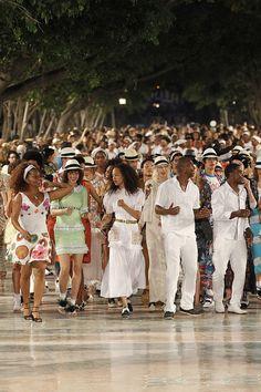 Fiesta Chanel Cruise Cuba