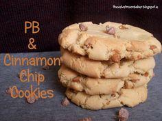 Rainbows & Honeysuckle: Peanut Butter & Cinnamon Chip Cookies (Guest Post!)