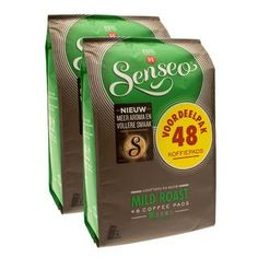 Senseo Mild Roast Coffee Pods 96-count Pods - 2 X 48 Pack ** You can find out more details at the link of the image.