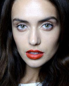 Nanette Lepore- natural eye makeup