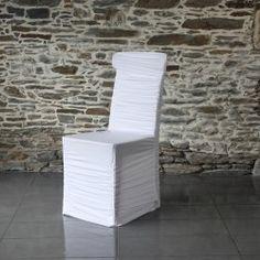 9 meilleures idées sur housse de chaise lycra | housse de