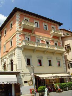 Palazzo ocra