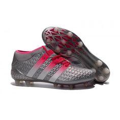 online store dbe6e 19082 Adidas Ace Fútbol - Adidas Ace 2016 Etch Pack Baratas Botas De Futbol FG-AG  Plata Rosado