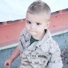 My little Marine