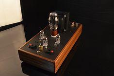 Audiophile Tube Preamplifier / OTL Headphone amp by DECWARE
