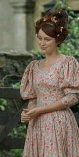 For my second entry to Atlanta's Historical Costume Festival  I will sharemy Cynthia inspired dress from the movie Wives & Daughters (1999)...