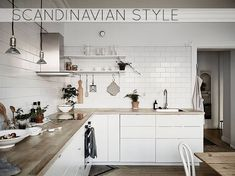 Scandinavian style: less is more