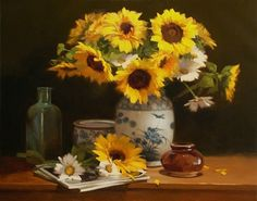 "Still Life Paintings by Canadian Artist ""Laurie Kersey"" - Fine Art and You - Painting blog